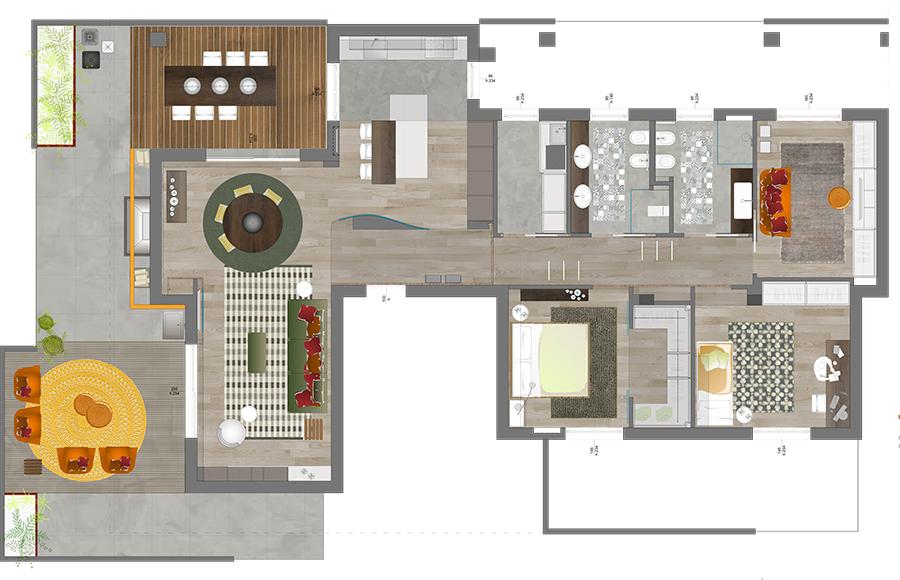 Cool ia with case da architetti for Case di architetti